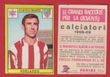 Atletico Madrid Adelardo Spain